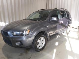Used 2010 Mitsubishi Outlander 4 RM AWD AWC 4 portes ES for sale in Sherbrooke, QC
