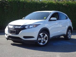 Used 2017 Honda HR-V LX 4WD CVT for sale in Abbotsford, BC