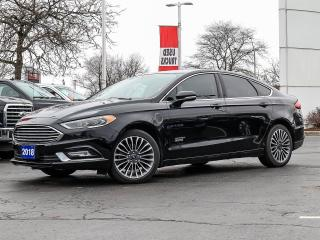 Used 2018 Ford Fusion Energi Titanium for sale in Burlington, ON