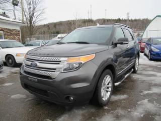Used 2015 Ford Explorer XLT 4WD for sale in Québec, QC