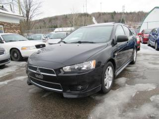 Used 2014 Mitsubishi Lancer SE for sale in Québec, QC