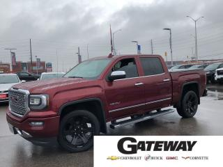 Used 2017 GMC Sierra 1500 Denali|NAV|SUNROOF|VENTED SEATS| for sale in Brampton, ON