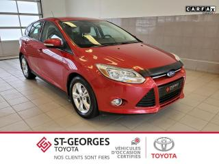 Used 2012 Ford Focus Hayon 5 portes SE for sale in St-Georges, QC