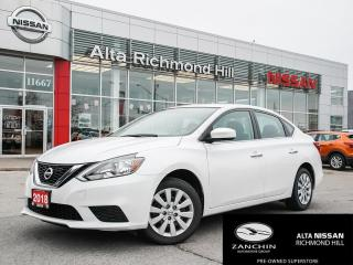 Used 2018 Nissan Sentra 1.8 S for sale in Richmond Hill, ON