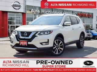 Used 2020 Nissan Rogue SL AWD   360 CAM   Leather   Bose   Pano for sale in Richmond Hill, ON