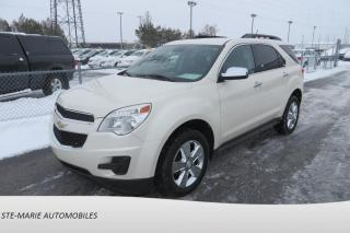 Used 2015 Chevrolet Equinox groupe chrome sieges chauffants demareur a distanc for sale in St-Rémi, QC
