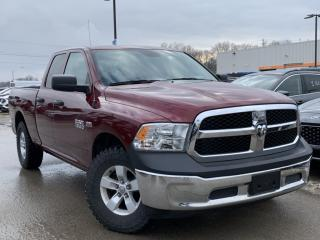 Used 2017 RAM 1500 ST BLUETOOTH, HEMI for sale in Midland, ON