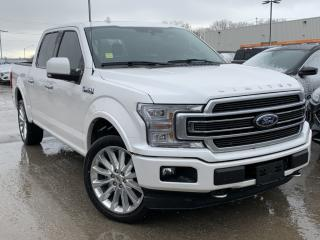 Used 2019 Ford F-150 Limited HEATED SEATS, NAVIGATION for sale in Midland, ON