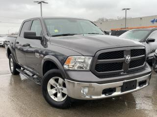 Used 2016 RAM 1500 SLT BLUETOOTH, HEMI for sale in Midland, ON