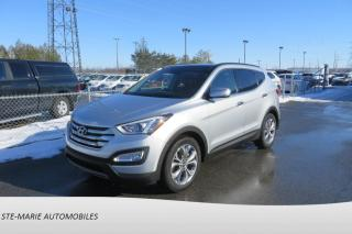 Used 2015 Hyundai Santa Fe AWD 2.0T SE CUIR TOIT OUVRANT PANORAMIQUE for sale in St-Rémi, QC