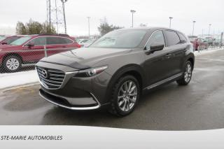 Used 2017 Mazda CX-9 GT cuir toit ouvrant navigation hitch for sale in St-Rémi, QC