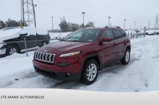 Used 2016 Jeep Cherokee North LATITUDE TOIT OUVRANT for sale in St-Rémi, QC