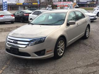 Used 2010 Ford Fusion 4dr Sdn I4 SEL FWD for sale in Brantford, ON