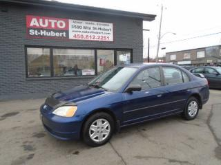 Used 2003 Honda Civic for sale in St-Hubert, QC