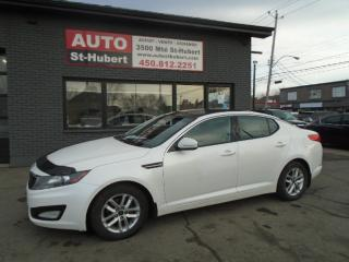 Used 2011 Kia Optima LX for sale in St-Hubert, QC