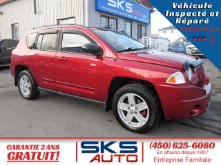 Used 2010 Jeep Compass (GARANTIE 2 ANS) FINANCEMENT MAISON for sale in Ste-Rose, QC