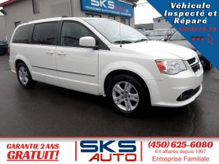 Used 2011 Dodge Grand Caravan STOW N GO (GARANTIE 2 ANS INCLUS) for sale in Ste-Rose, QC