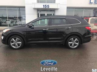 Used 2016 Hyundai Santa Fe XL Limited 7 passagers for sale in St-Jérôme, QC