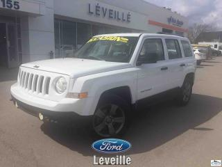 Used 2016 Jeep Patriot SE**4X4**A/C**BLUETOOTH** for sale in St-Jérôme, QC