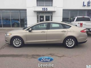 Used 2015 Ford Fusion S Camera De Recul for sale in St-Jérôme, QC