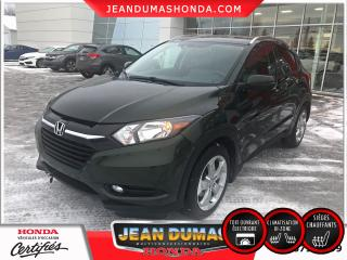 Used 2016 Honda HR-V EX-L 4 portes 4RM CVT avec Navi for sale in St-Félicien, QC