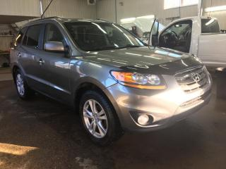 Used 2011 Hyundai Santa Fe AWD Auto Limited for sale in Boischatel, QC