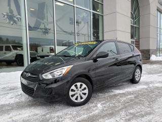 Used 2016 Hyundai Accent GL , AC , BLUETOOTH , BANC CHAUFFANT  39 for sale in Ste-Agathe-des-Monts, QC