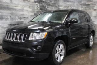 Used 2013 Jeep Compass 4X4, AUTOMATIQUE,SIÈGE CHAUFFANT, TOIT OUVRANT, BL for sale in St-Sulpice, QC