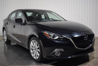 Used 2016 Mazda MAZDA3 GT LUXURY CUIR TOIT MAGS NAV for sale in St-Hubert, QC