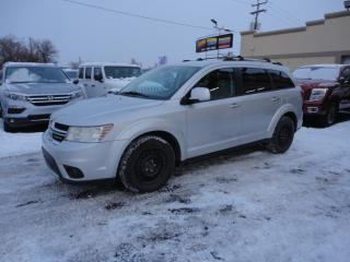 Used 2012 Dodge Journey R/T AWD Cuir Rack Capteur Mags 19' for sale in Laval, QC