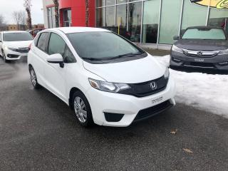 Used 2017 Honda Fit LX for sale in Quebec, QC