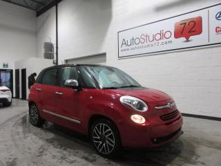 Used 2014 Fiat 500 L Sport **AUTO**TURBO**MAGS**NAVI**TOIT PA for sale in Mirabel, QC