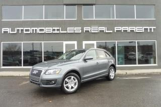 Used 2012 Audi Q5 2,0T QUATTRO - PREMIUM PLUS - TOIT PANO - for sale in Québec, QC