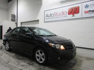 Used 2011 Toyota Corolla S Manuelle **TOIT OUVRANT**MAGS** for sale in Mirabel, QC