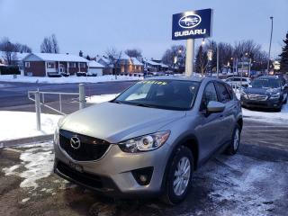 Used 2013 Mazda CX-5 GS AWD TOIT OUVRANT BAS KILOMÉTRAGE SIÈGES CHAUFFANTS for sale in Repentigny, QC