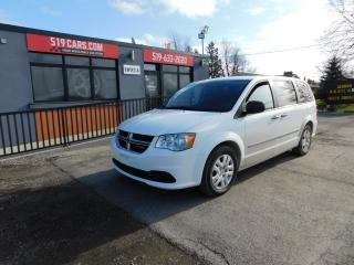 Used 2014 Dodge Grand Caravan SE|POWER PACKAGE|7 PASSENGE|CRUSIE/AC for sale in St. Thomas, ON