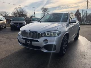 Used 2014 BMW X5 xDrive50i for sale in Windsor, ON