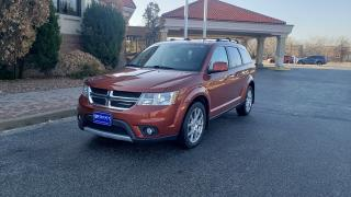 Used 2014 Dodge Journey R/T AWD for sale in Windsor, ON