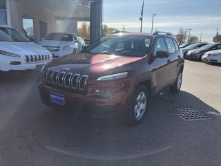 Used 2015 Jeep Cherokee Sport for sale in Windsor, ON