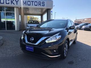 Used 2015 Nissan Murano Platinum for sale in Windsor, ON