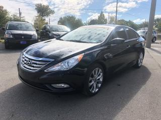 Used 2013 Hyundai Sonata Limited PZEV for sale in Windsor, ON