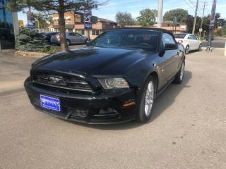 Used 2013 Ford Mustang V6 Premium for sale in Windsor, ON