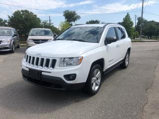 Used 2013 Jeep Compass 4WD for sale in Windsor, ON