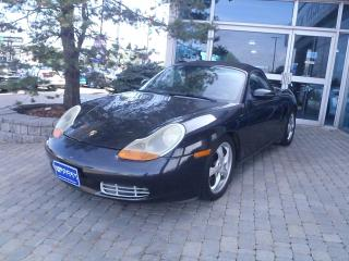 Used 2002 Porsche Boxster for sale in Windsor, ON