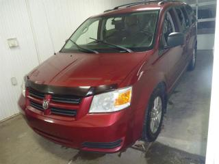 Used 2010 Dodge Grand Caravan 4DR WGN for sale in St-Félicien, QC