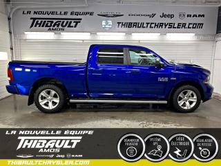 Used 2016 RAM 1500 SPORT for sale in Amos, QC