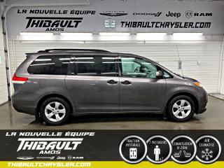 Used 2013 Toyota Sienna for sale in Amos, QC
