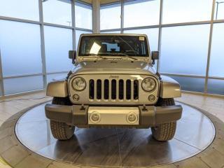 Used 2015 Jeep Wrangler Sahara for sale in Edmonton, AB