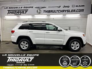 Used 2015 Jeep Grand Cherokee Laredo for sale in Amos, QC