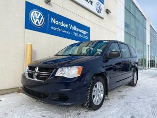Used 2016 Dodge Grand Caravan Canada Value Pkg for sale in Edmonton, AB